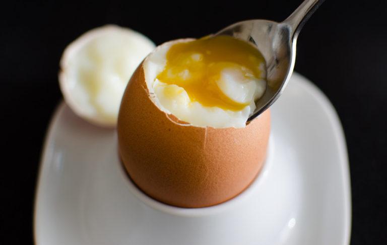 Les œufs, le petit-déjeuner idéal!